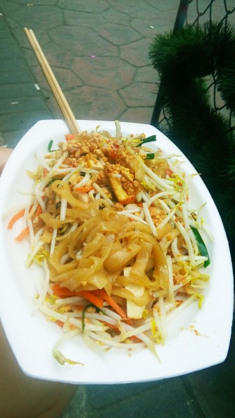 pad thai-senza glutine-gluten free-thailandia-cibo-noodles-spaghetti-piccante