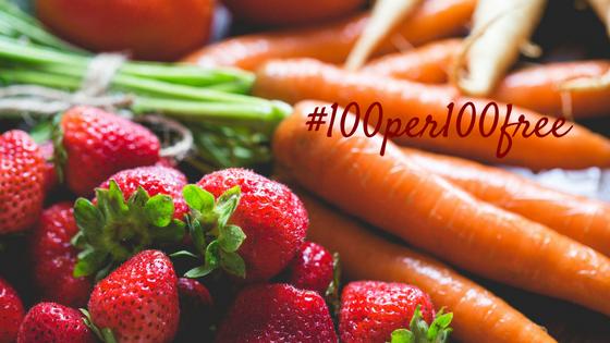 #100per100free: garantiamo un posto a tavola a tutti